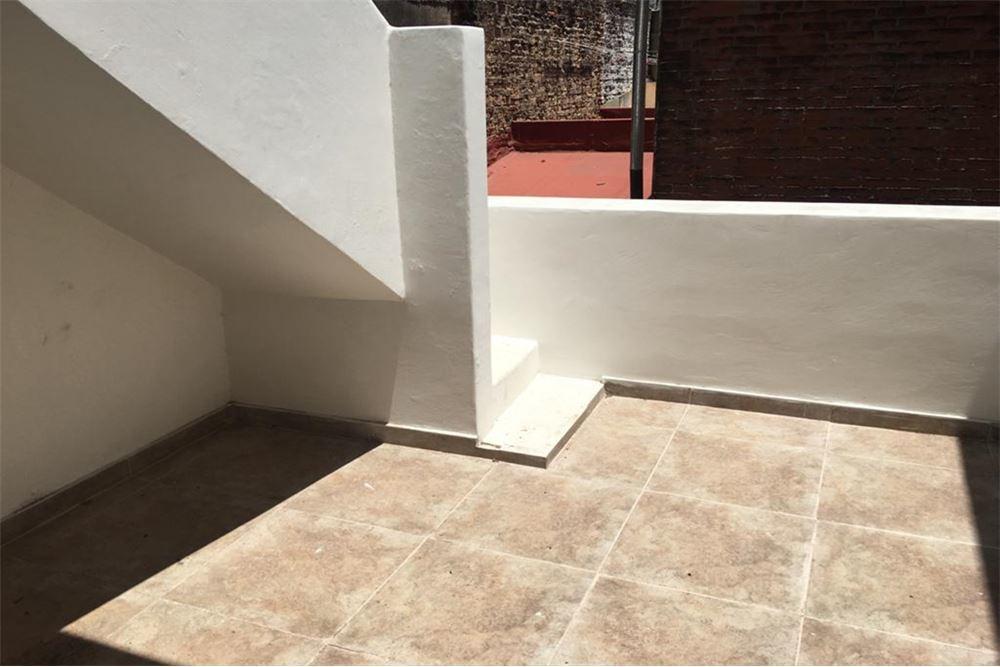 ph pasillo españa y pellegrini + patio + terraza