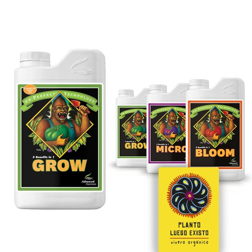 ph perfect grow  advanced nutrients 500 ml