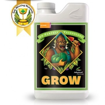 ph perfect grow + micro + bloom   advanced nutrients 500 ml