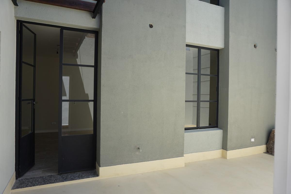 Ph Reciclado 4 Amb Diseño Moderno Terraza Y Patio