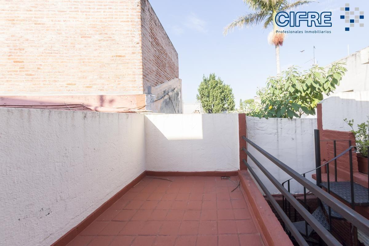 ph sin expensas de 5 ambientes con terraza