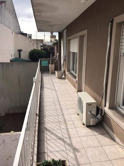 ph tipo casa | 3 amb | fte | fdo | quincho | terraza