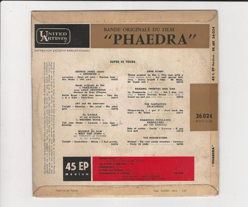 phaedra - agapi mou - compacto ep 14
