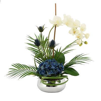 Phalaenopsis Orquídeas Y Hortensias Arreglo Floral En