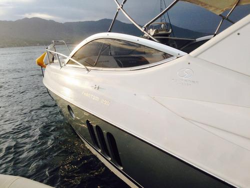 phantom 290 2009 360h - triton fs cimitarra ventura bayliner