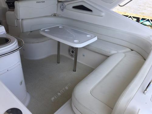 phantom 290, ano 2008,motor volvo 320hp gasolina - impecável