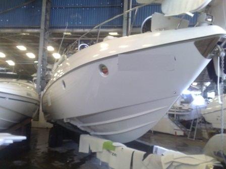 phantom 36 ano 2008 4.2 250 hp - marina atlântica