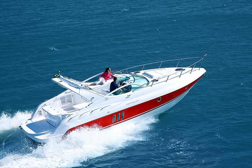 phantom 360 2010 mercruiser 4.2 - marina atlântica