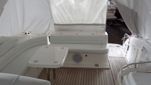 phantom 360 2011 02 volvo d4 300hp - marina atlântica