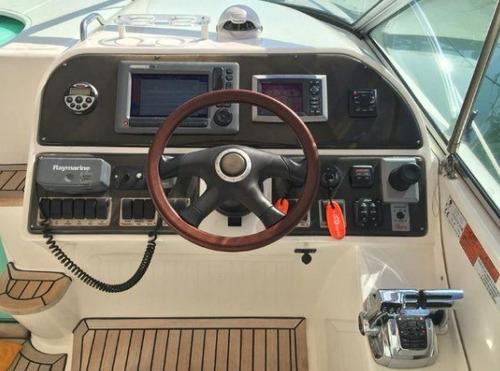 phantom 360 mercruiser qsd 2x 350 diesel 2010 comp. caiera