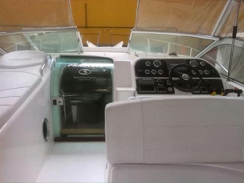 phantom 360 mercruiser qsd 4.2 270 hp cada completa 2013 cai