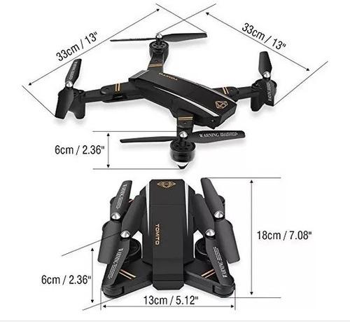 phantom d5hw drone con control remoto // chilesstore