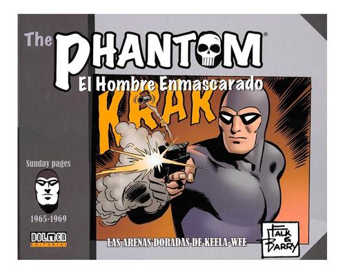 phantom hombre enmascarado - 1965 1969 - dolmen - lee falk