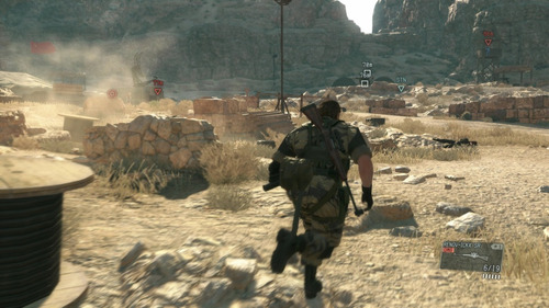 phantom pain xbox 360 metal gear solid the