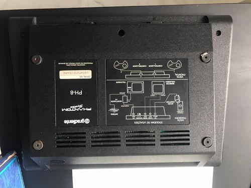 phantom system completo com manual e folhetos  - serial bate