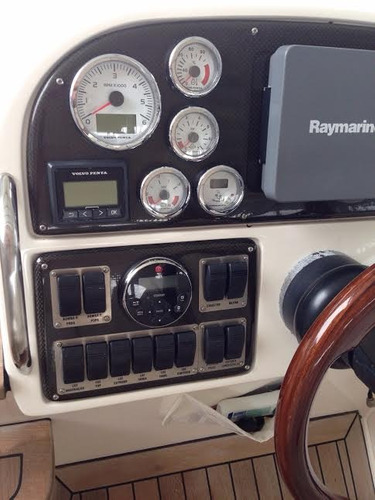 phanton 300 ano 2012 c/ 2 volvos de 200 hps com joystick