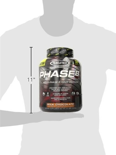 phase 8 - 4,5 lb - muscletech - caseina
