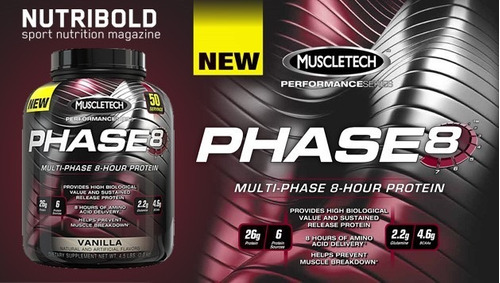 phase 8 muscletech caseina