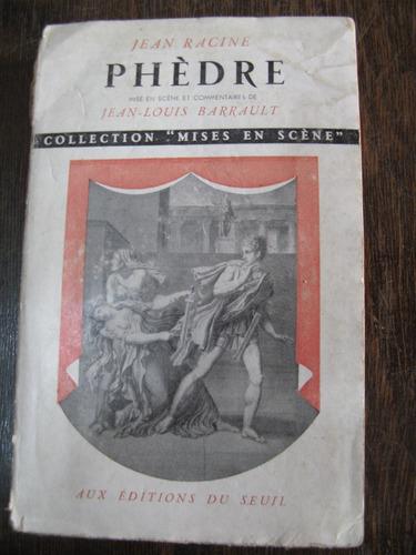 phedre. racine. en francés