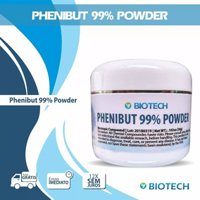 100mg Phenibut