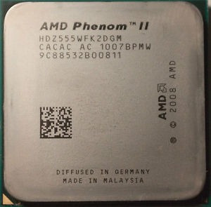 phenom ii x2 555 3.20ghz