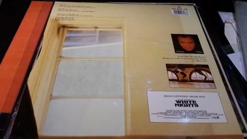 phil collins and marilyn martin separate lives vinilo uk