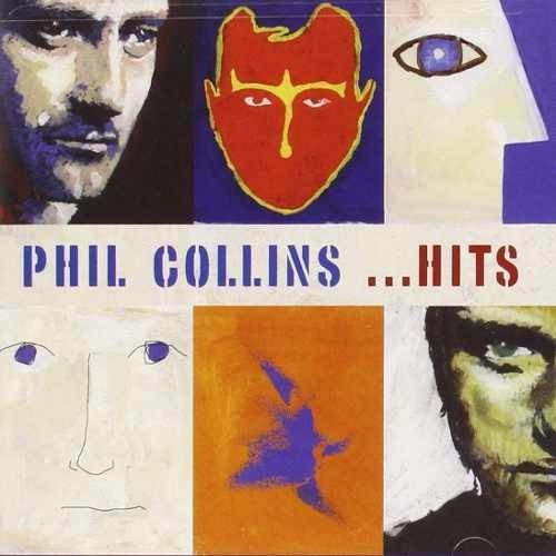phil collins - hits ( cd )