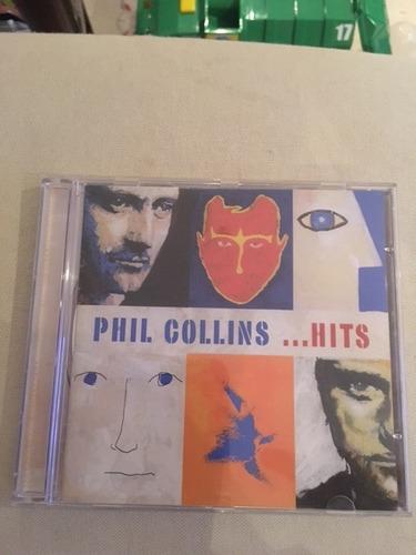 phil collins - hits - cd nacional