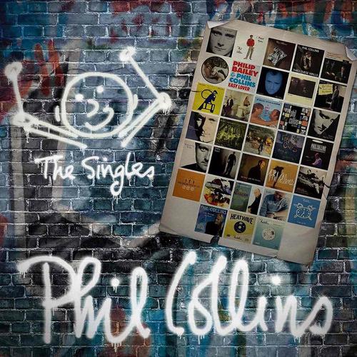 phil collins the singles 2 cd importado nuevo cerrado