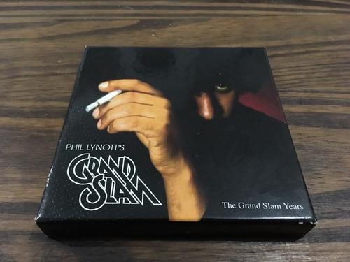 phil lynott's grand slam  the grand slam years  box set uk