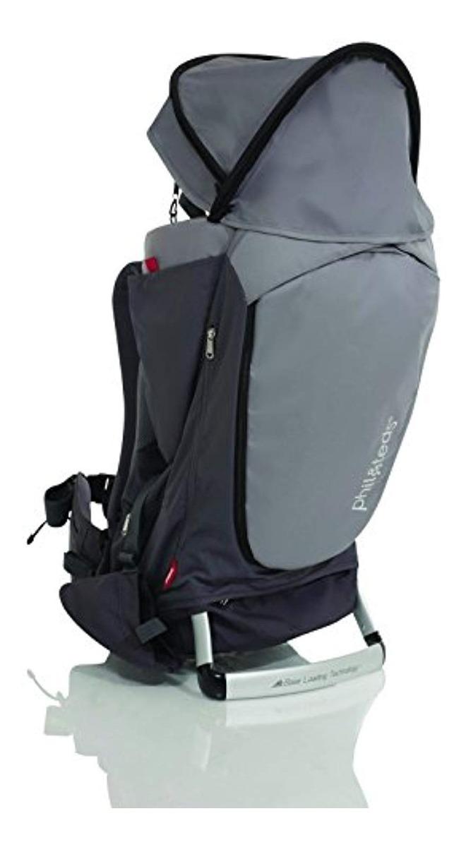 Phil X26amp Teds Escape Baby Carrier Carbon De Lena