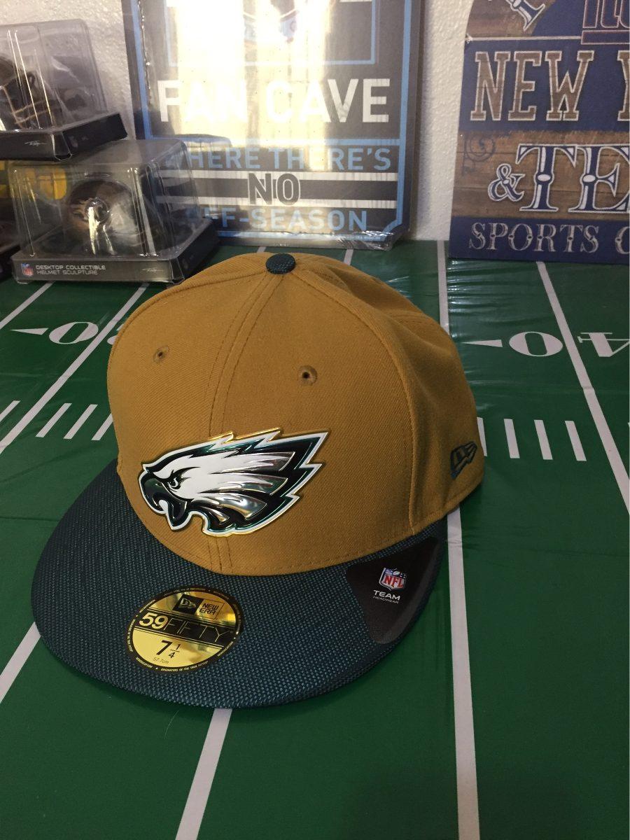 Philadelphia Eagles Nfl New Era Gorra 59fifty Aguilas -   575.00 en ... e0ee52dbfe2