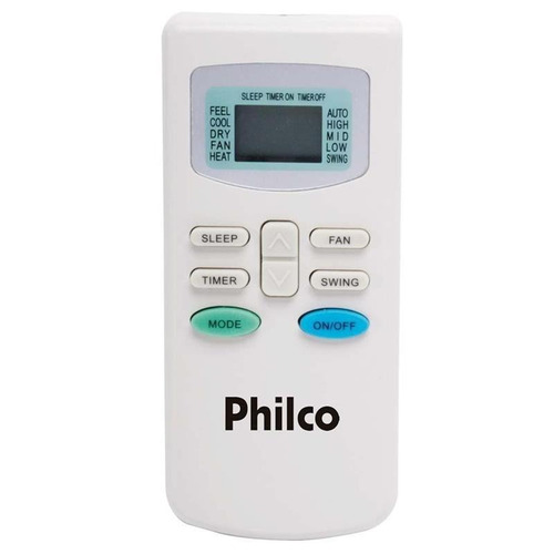 philco 9000 btus condicionado split