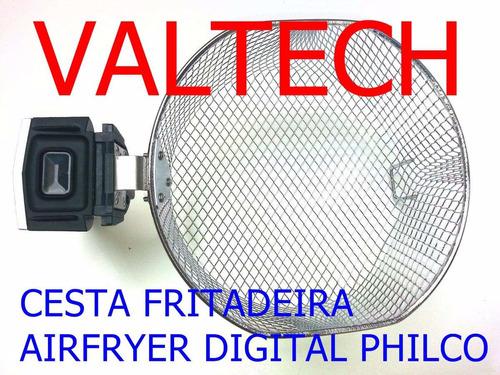 Philco Cesta Airfryer Digital Philco Nova Original R 79