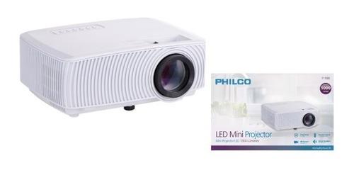 philco led mini proyector 1000 lumens powerplay