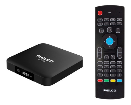 philco tv box atv10 android 8.1 2gb ram / 16gb - phone store