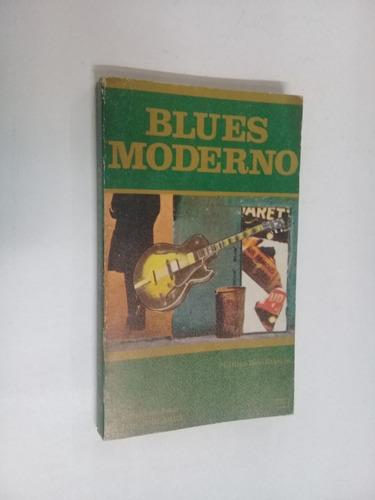 philippe bas-raberin  blues moderno - colecc. los juglares