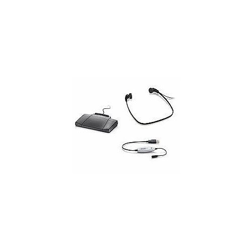 philips 3-pedal international-style foot control for digita