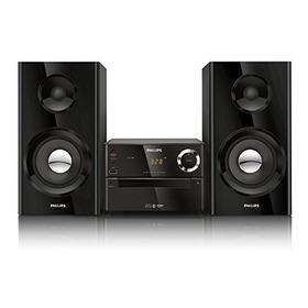 Philips Btm2180micro Sistema De Música W/bluetooth (refu