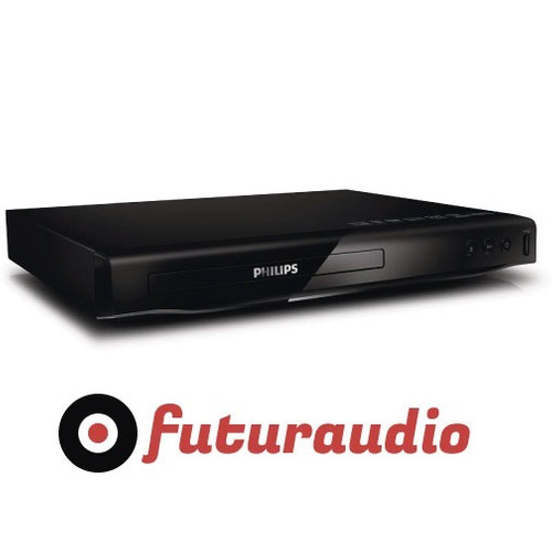 philips dvp2880x/77 reproductor cd dvd usb divx full hd hdmi