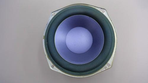 philips fwm2200x/78 alto falante original 100w 6 ohms 5 pol.