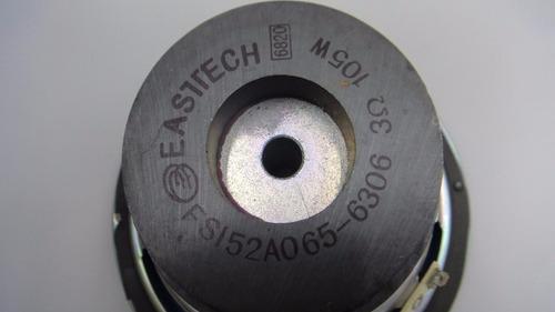philips fwm592/bk alto falante original 105w 3 ohms 6 pol.