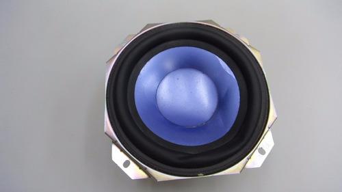philips fwm9000x/78 alto falante original 150w 4 ohms 5 pol.