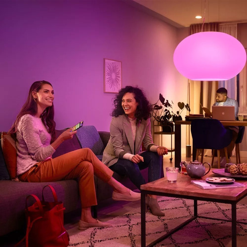 philips hue kit de inicio white and colors 9,5w a60 garantía