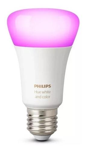 philips hue lámpara led individual generación 5 9.5 a60 e27
