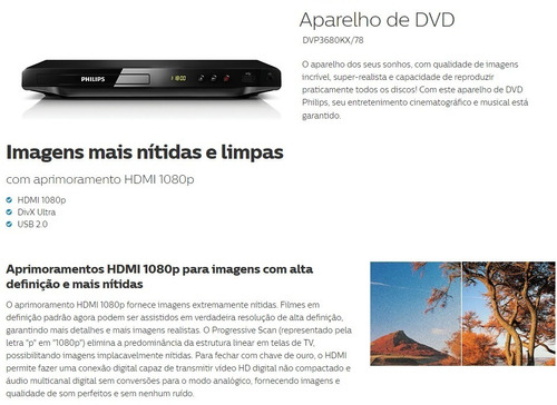 philips karaokê dvd player