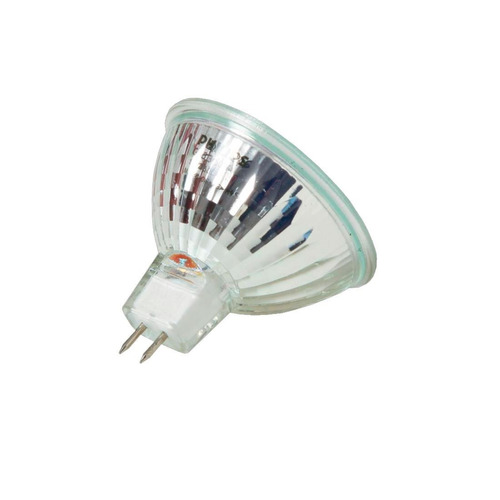 philips - lâmpada halogena dicroica mr16 12v 50w 36° - 6 pçs
