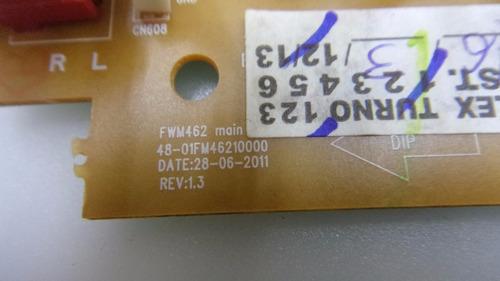 philips mini system fwm462x/78  main board 48-01fm46210000