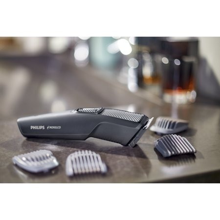 philips norelco beard trimmer bt1217/70 afeitadora eléctrica