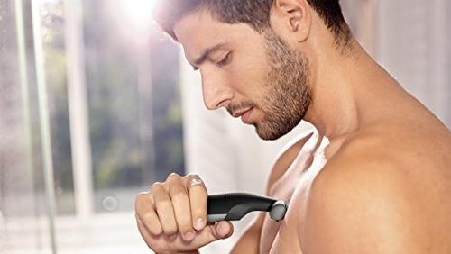 philips norelco bodygroomer bg5025/49 afeitadora eléctrica